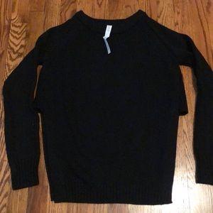 Lululemon Side Slit Sweater